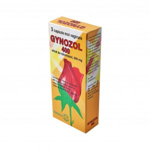 Gynozol 400mg