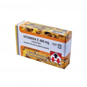 Vitamina E 400mg