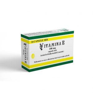 Vitamina E 100mg