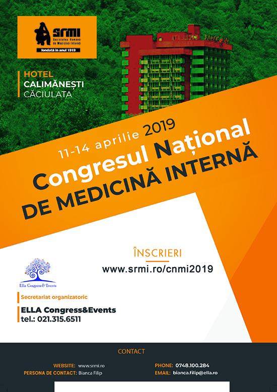 Congresul național de medicină internă