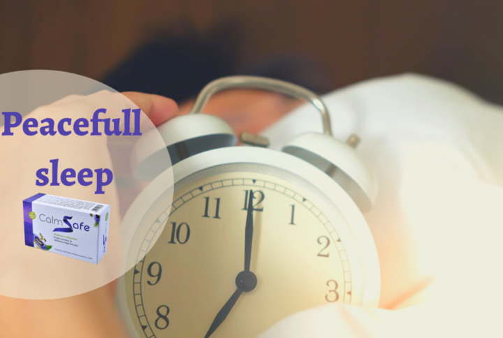 Management of sleep disorders through a natural remedy